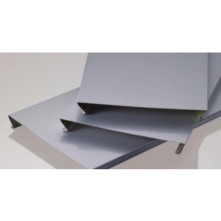 S-Shaped Strip Ceiling Panel