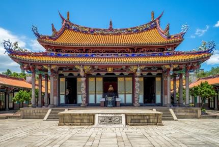 宗教的な寺院建物